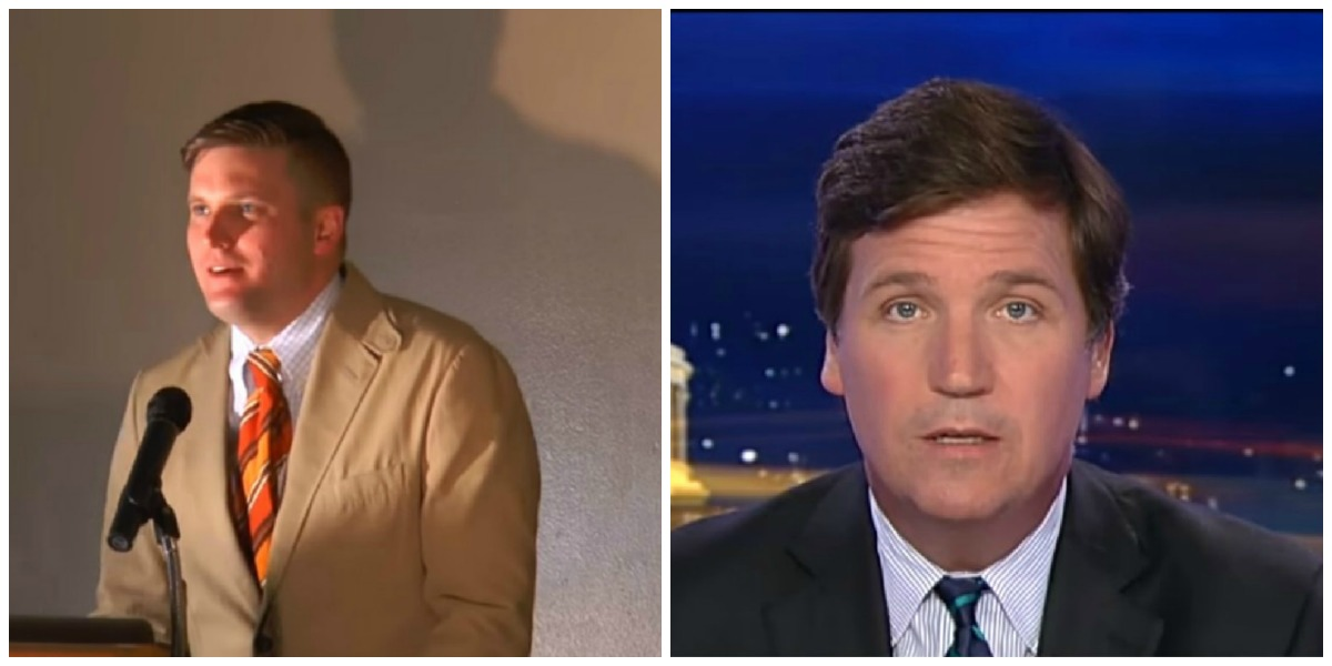 White Supremacist Richard Spencer Praises Tucker Carlson For Raising Issue Of 'Anti-White Hatred'