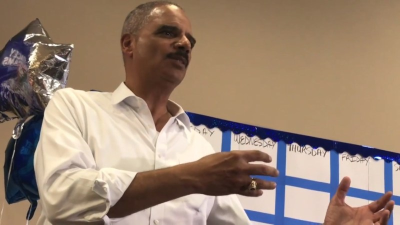 Media Jumps All Over Eric Holder's 'Kick 'Em' Remarks But Leaves Out Important Context