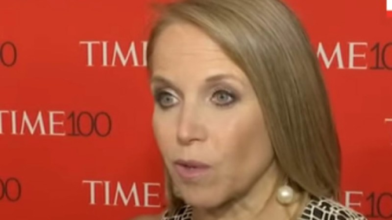 Remember When Katie Couric Claimed Fox News' Sexual Harassment Issues Were An 'Anomaly' In Media?