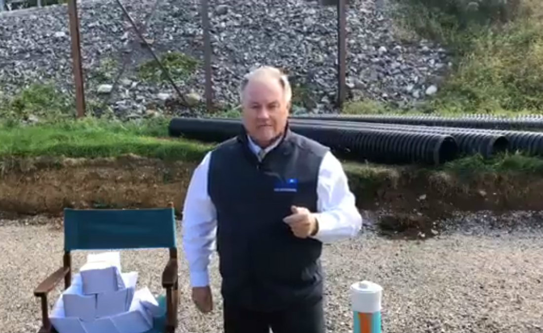 GOP Gubernatorial Candidate: I'm 'Going To Stomp' All Over Opponent's Face With 'Golf Spikes'