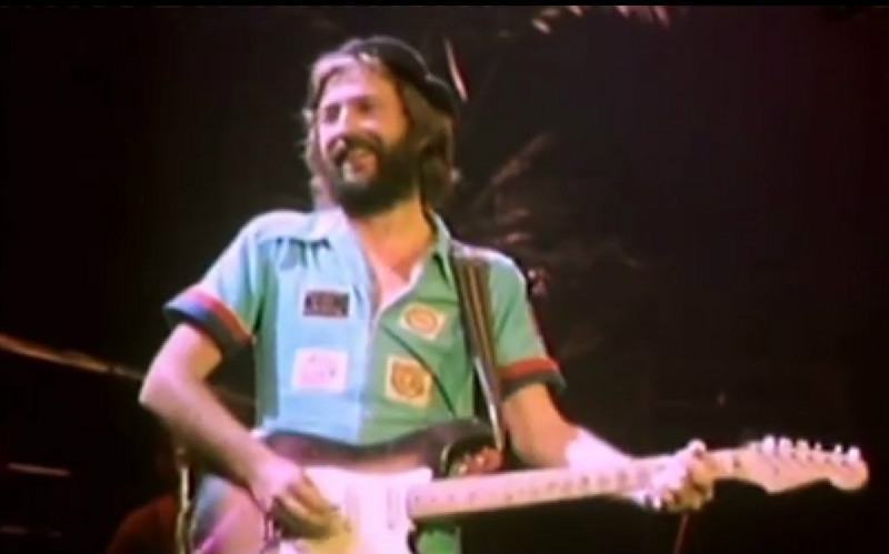 Eric Clapton White Christmas.Eric Clapton Was A White Nationalist Please Don T Buy His