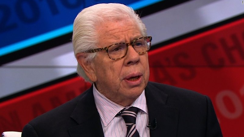 Carl Bernstein: Trump's Behavior Puts National Security 'In Real Danger'