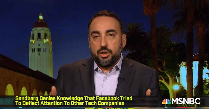 Former Facebook Security Chief: Russia Could Target Democratic Presidential Primaries