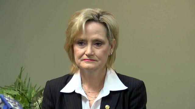 Despite Controversial Remarks, Hyde-Smith Is Expected To Win Today's Senate Race Easily