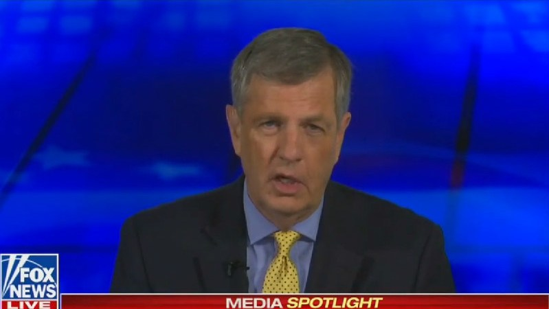 Fox's Brit Hume: Media Treated George H.W. Bush Harshly Because Of 'Reverse Snobbism'