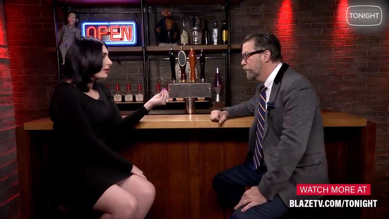 BlazeTV Drops Proud Boys Founder Gavin McInnes Shortly After He Interviews Laura Loomer