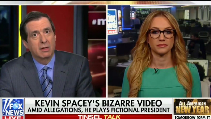 WATCH: Fox Media Analyst Howard Kurtz Doesn't Ask Kat Timpf About Retracted National Review Article