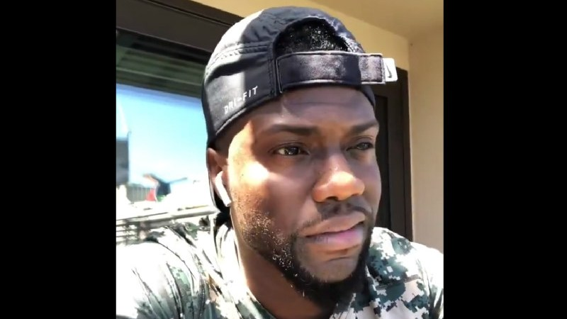 Kevin Hart Is Standing Up For His Rights