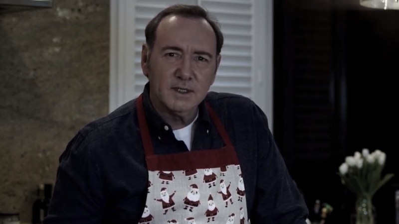 Kevin Spacey, Facing Sexual Assault Charges, Breaks Silence In Character As Frank Underwood