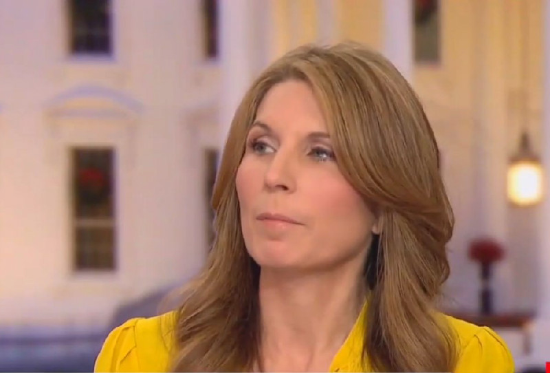 MSNBC's Nicolle Wallace Leads Time Slot in Total Viewers for Fifth Straight Month
