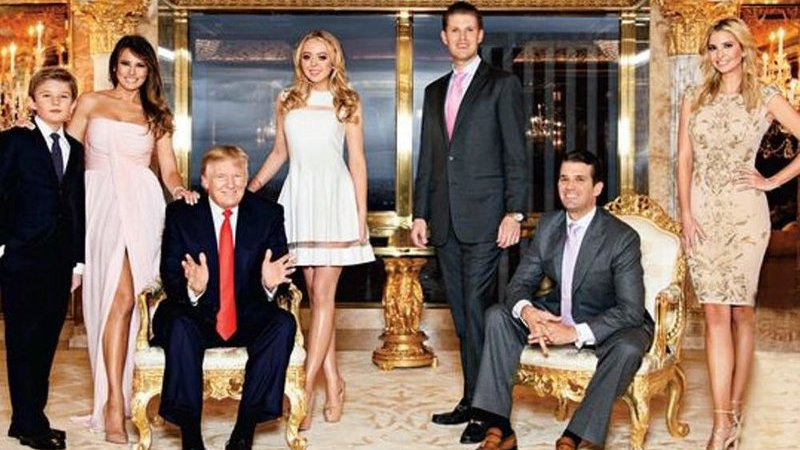 The Trump Family Received Gifts From Foreign Governments Worth $140,000 In 2017