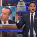 Watch: Trevor Noah Wonders If Stephen Miller's Hair Immigrated From…