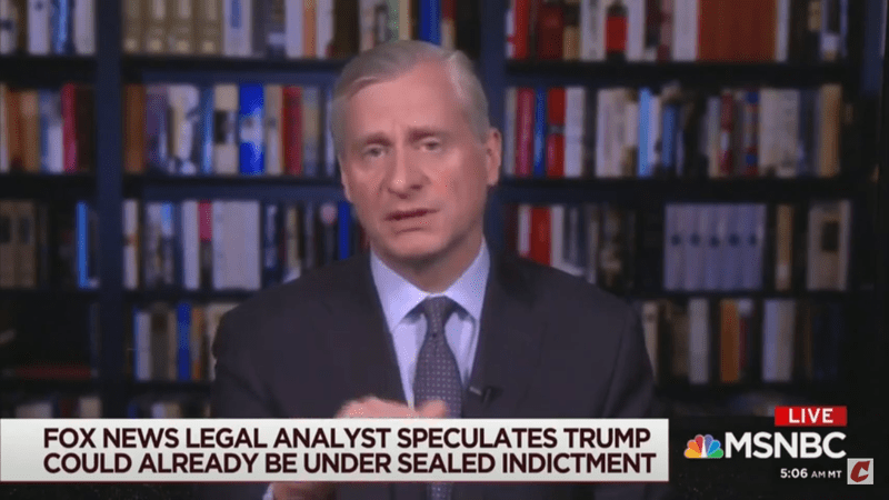 Historian Jon Meacham: Trump's Actions Could Be 'The Definition Of Treason'