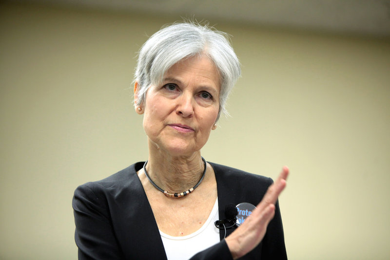 Russian Social Media Operation Pushed Jill Stein During 2016 Election