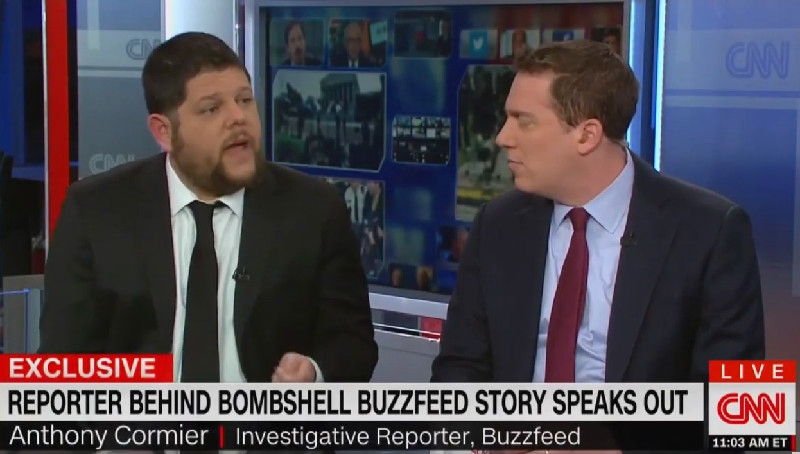 Buzzfeed Reporter Defends Michael Cohen Story I Have Further