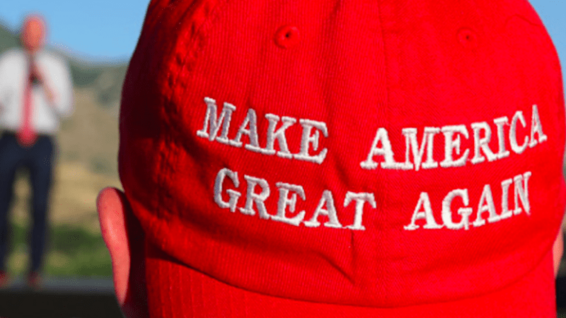 Man Who Wore MAGA Hat For A Year: White Men Are The Most Hated Group In America
