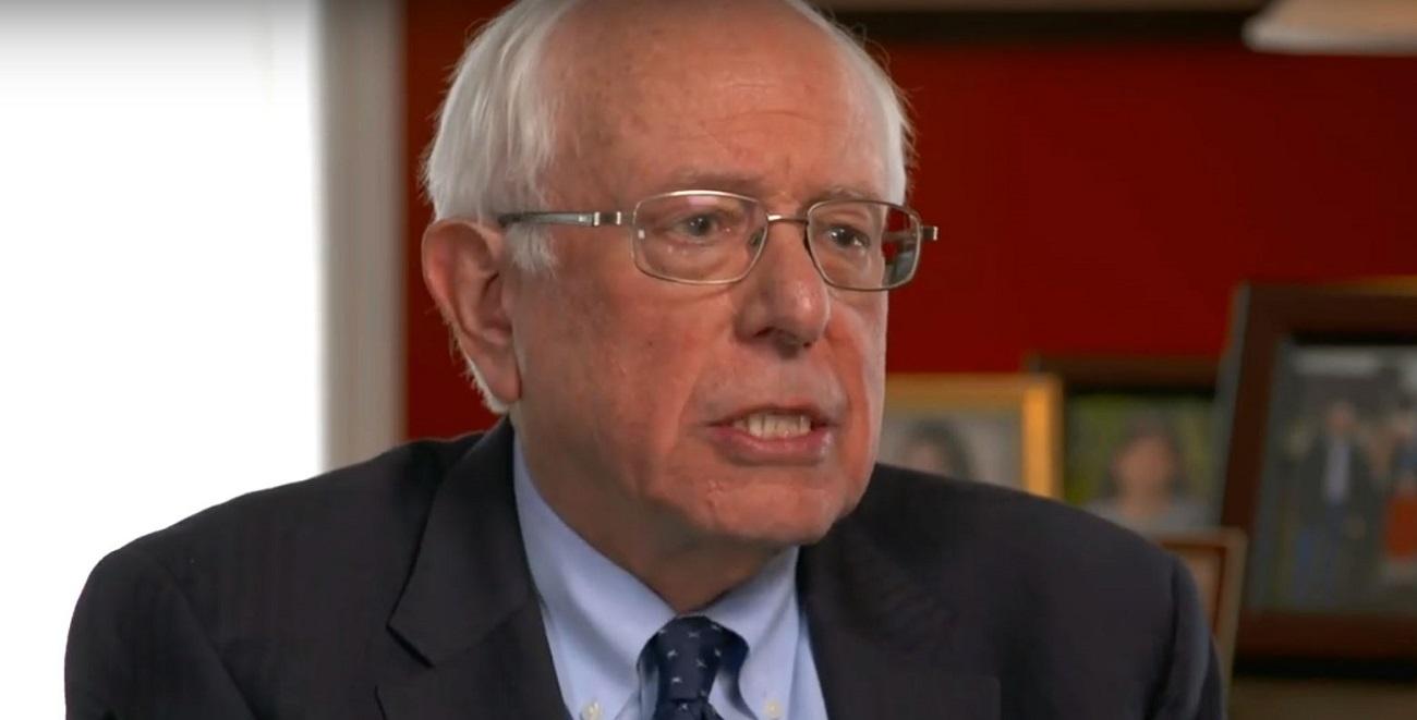 I'm Not Your Sister, Bernie Sanders
