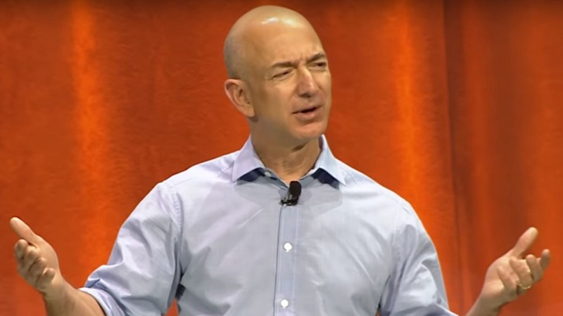 Pecker Leak: Mistress' Brother Gave Racy Bezos Texts to National Enquirer