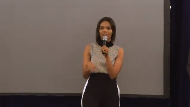 Candace Owens Tries to Clean Up Hitler Comments by Doubling Down on Them