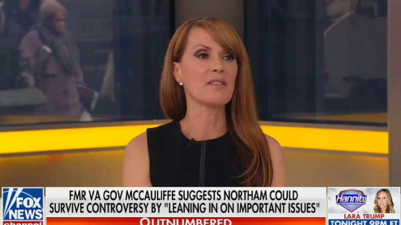 Fox Host: Ralph Northam Should Stay Governor So We Can Talk About 'Infanticide'