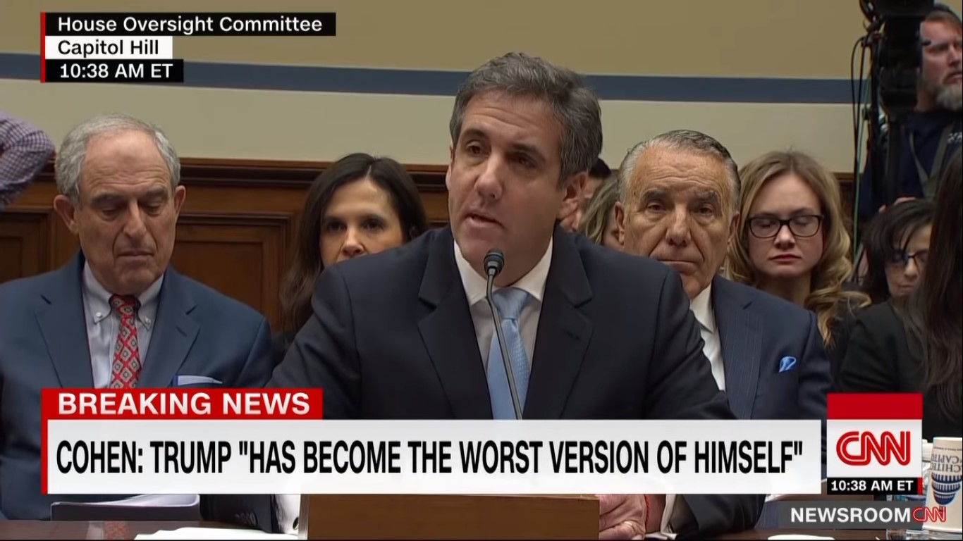 CNN Leads Cable News In Key Demo Ratings During Cohen Hearing, Fox