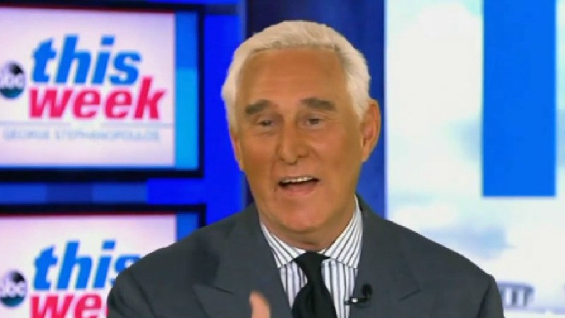 Judge Imposes Full Gag Order On Roger Stone, Countdown Begins To Stone Violating It