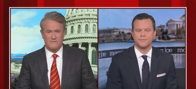 Morning Joe Calls Out GOP Hypocrisy: They Peddled 'Ugly Anti-Semitism' in 2016