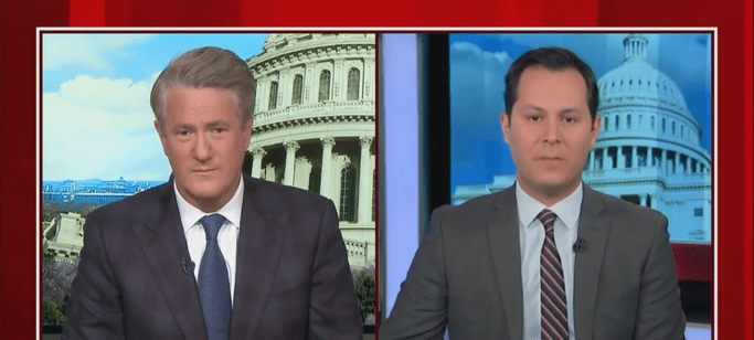 Morning Joe: McConnell And Graham Could Be Worried About Primary Challenges