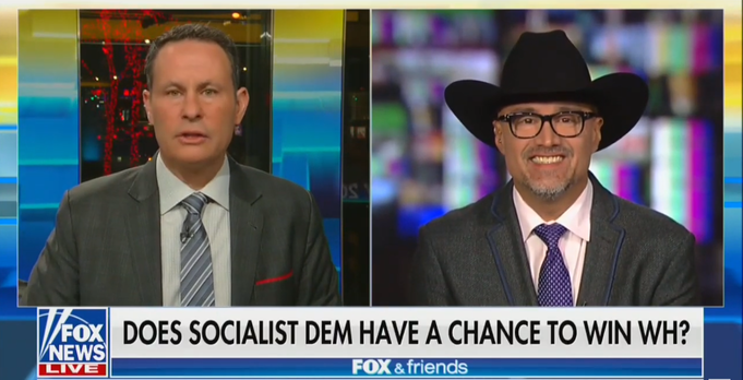 Struggling Fox News Host Fails To Push Venezuela Talking Points With Sanders Advisor