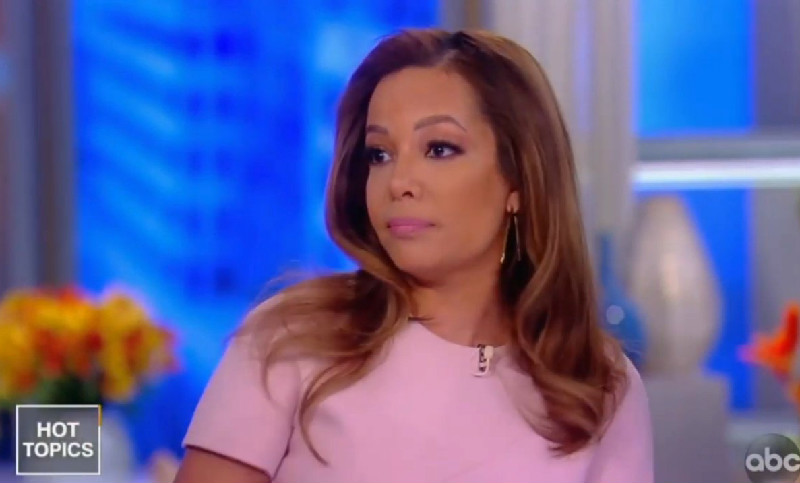 The View's Sunny Hostin: While Smollett Is 'Front Page News,' We're 'Not Talking About' Coast Guard Terrorist
