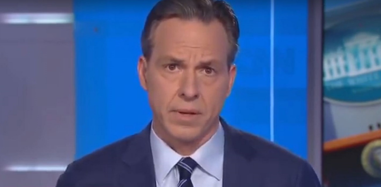 Jake Tapper: President Trump 'Is Lying To You'