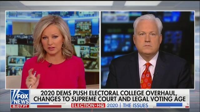 Fox News Anchor Lets Matt Schlapp Spew Voter Fraud Conspiracies Unchecked