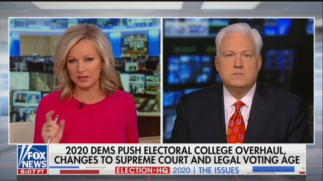 Fox News Anchor Lets Matt Schlapp Spew Voter Fraud Conspiracies Unchecked