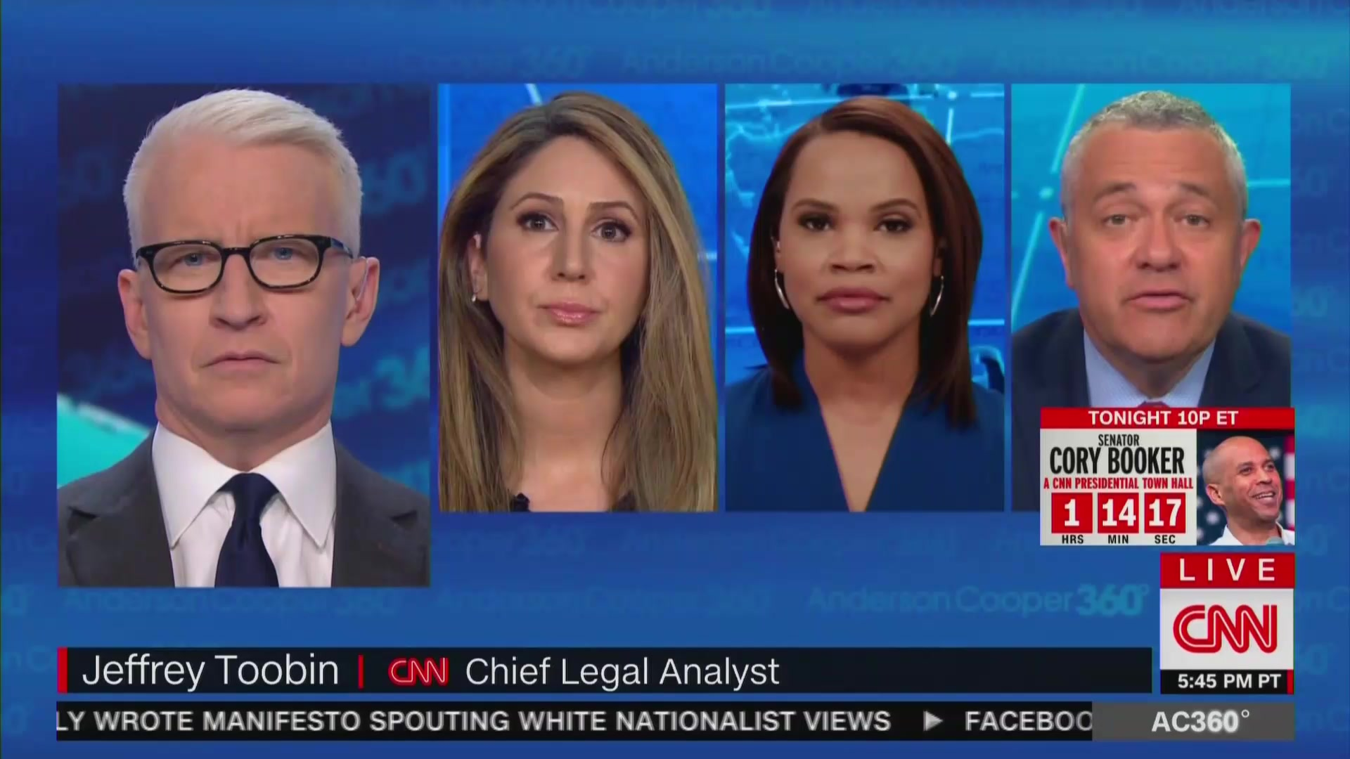CNN's Toobin Confronts Smollett's Lawyer: Will Jussie Say Sorry For His 'Ridiculous Stunt'?