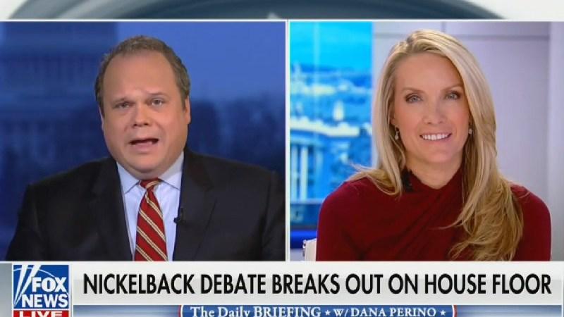 Fox News Analyst: 'I Think Nickelback Is Like Socialism'