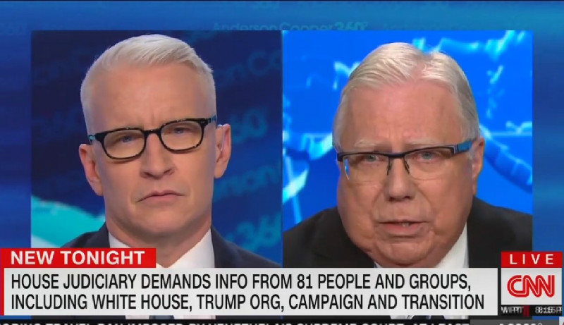 Jerome Corsi: I Apologized For Seth Rich Story But I Still Believe DNC Email Theft Was 'Inside Job'