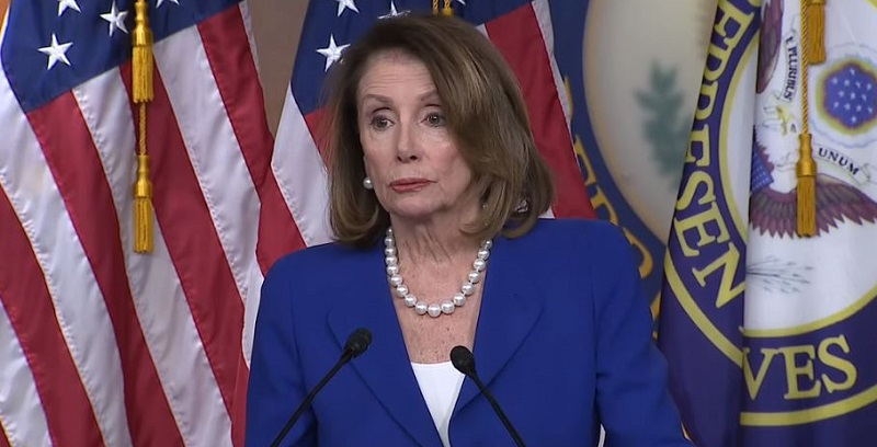 Pelosi Slams 'Scaredy-Cat' Trump, Republicans Attacking Schiff for Being Afraid of 'Truth'