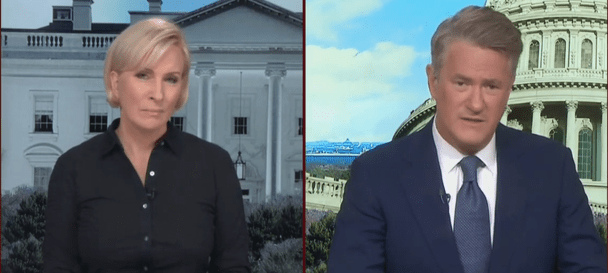 Morning Joe: Trump-Loving Evangelicals Are Letting God Take A Back Seat
