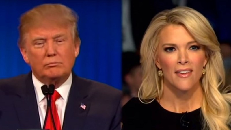 Roger Ailes Reportedly Gave Trump Questions in Advance of Fox News Presidential Debate
