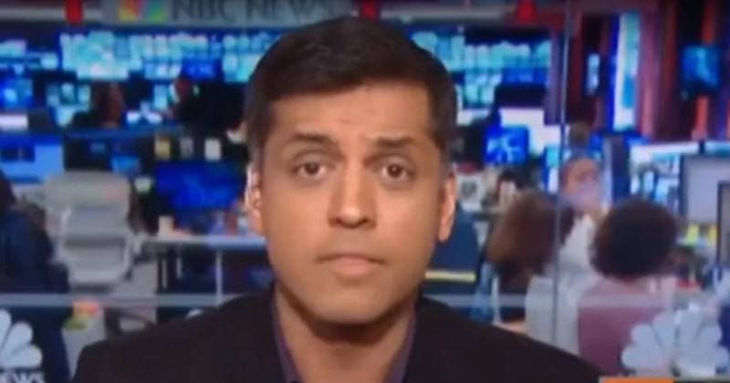 New York Times Columnist Angrily Calls Out Republican for Defending Trump's Racism