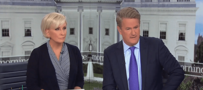 Morning Joe: The World Thinks America Is Spiraling Out Of Control Under Trump