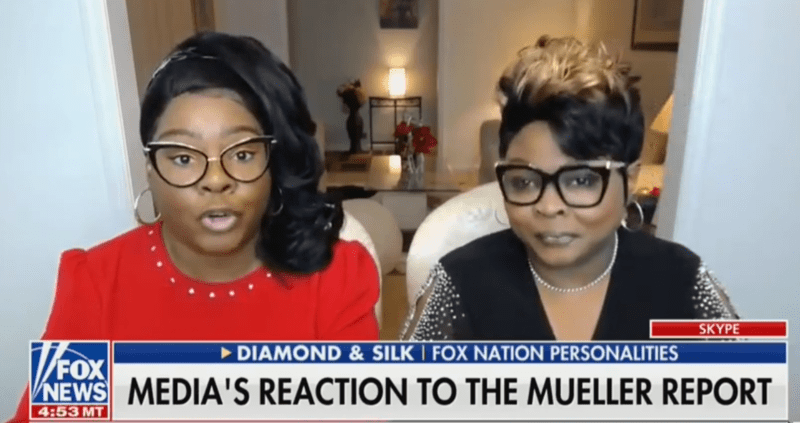 Diamond And Silk Weigh In On Mueller Report, Slam Hillary For Carrying Hot Sauce