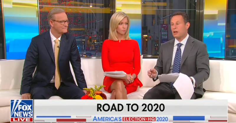 Fox & Friends Hint At Biden's Dark Secrets: What Does Obama Know That We're All About To Find Out?