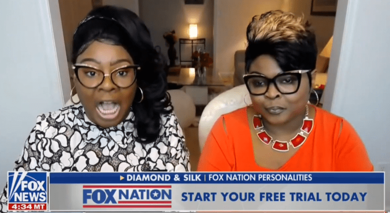 Diamond And Silk: Beto O'Rourke Reminds Us Of A Slave Owner