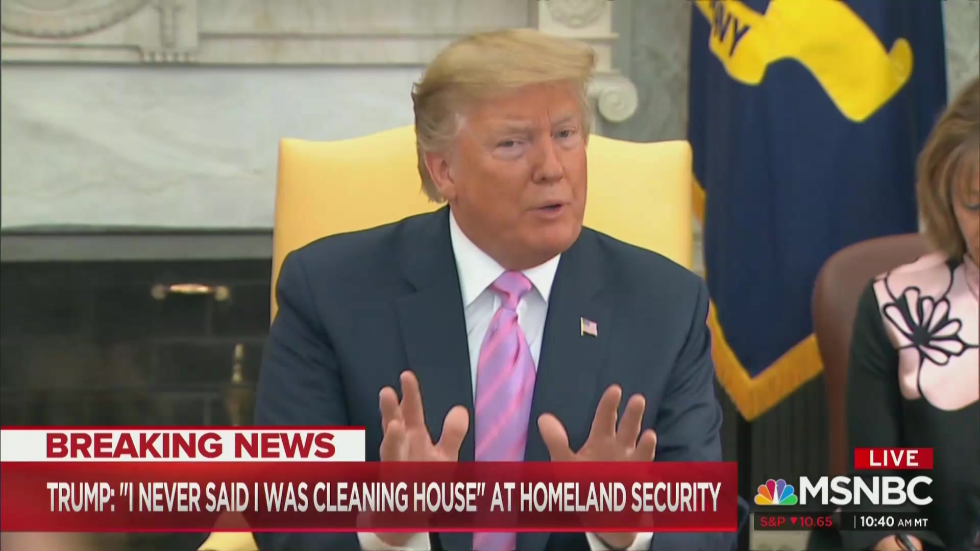 Trump: Migrants Think America Is 'Disneyland' Without Child Separation Policy