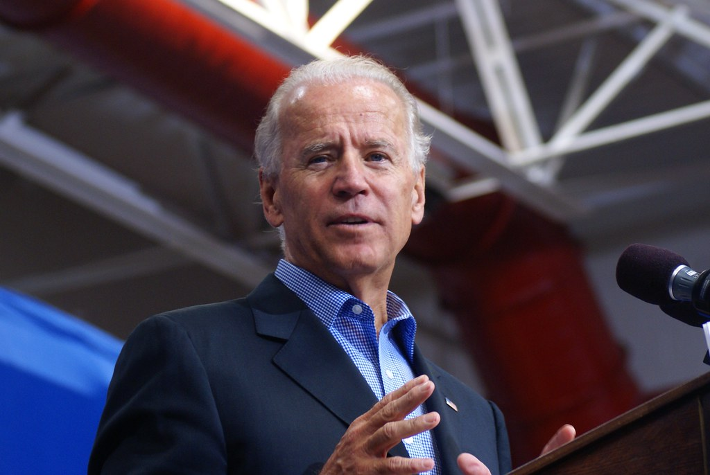 Joe Biden Leads Bernie Sanders By 14 Points In Latest Poll