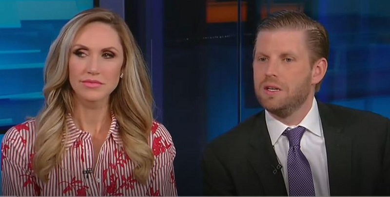 Eric and Lara Trump Exclaim on 'Fox & Friends' That Donald Trump 'Is Always Right!'