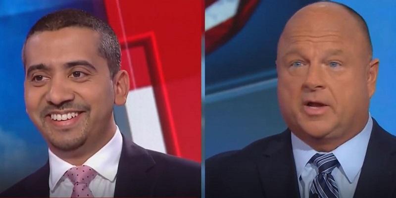 WATCH: Mehdi Hasan Laughs at Pro-Trump CNN Pundit's Ineffectual Defense of Jared Kushner