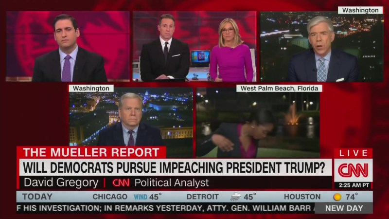 WATCH: CNN's Abby Phillip Flips Out During Live TV Report When Lizard Crawls On Her