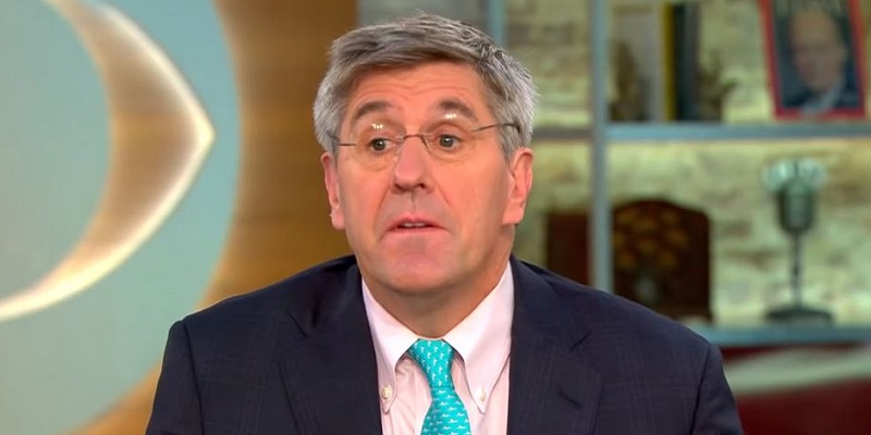 Trump Federal Reserve Pick Stephen Moore Withdraws From Consideration